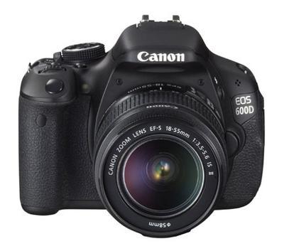 Canon 600D Rebel T3i