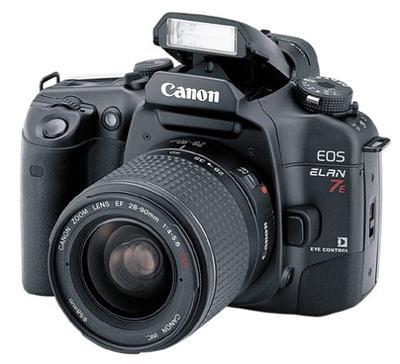 Canon Elan 7E Camera