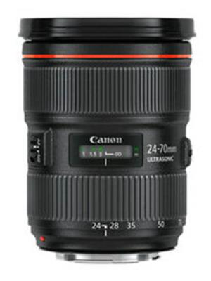 Canon 24-70mm Lens<br>For Landscape Photography