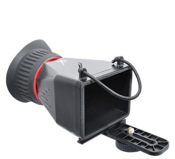 LCD Hood for Canon DSLR Cameras
