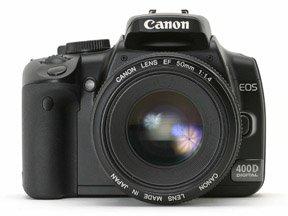 Canon Xti 400D Camera