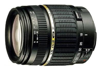 Tamron Zoom Lens for Canon T3 Camera