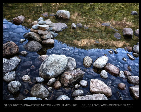 Saco River Taken with Canon EOS 70D and 10-18mm EF-S lens
