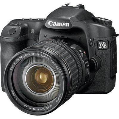 Canon EOS 40D Camera