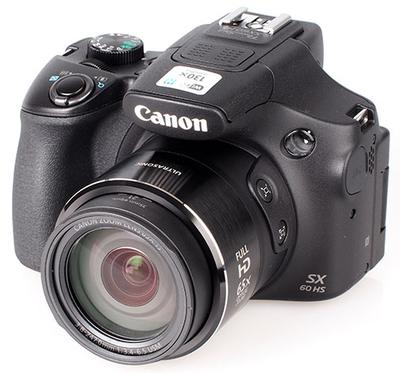 Canon SX60 HS Camera