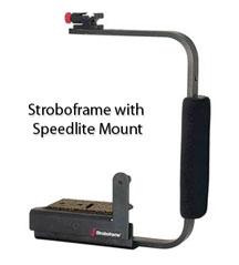 Stroboframe - best Canon speedlite accessory