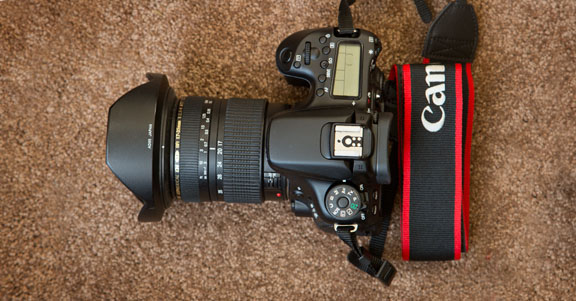 Tamron 17-35mm lens on Canon 70D