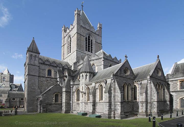 Travel photography of Ireland