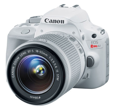 Ugly version of the Canon Rebel SL1 Camera