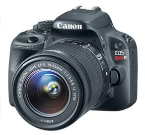 Canon EOS Camera