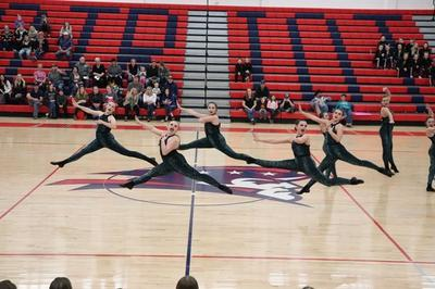 Indoor Dance Team-Photo 1